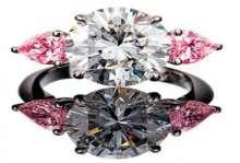 آخر صرعات المجوهرات للعروس: الماس الوردي من جلين باكر