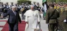 بالصور ..يوم فلسطيني بامتياز في حاضره الفاتيكان