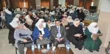 """المدرسة الإسلامية الأساسية للإناث تحيي حفل تكريم أوائل حفظة القران الكريم بعنوان """"بالقران نحيا """""""