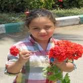 شاهد بالصور الطفله المصرية جنى عبد الحفيظ  التى حصدت  لقب اجمل طفل عربى 2014