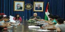 """المؤسسة الفلسطينية للتمكين و التنمية تظم لقاء حواريا بعنوان """"جسر ربوع الوطن بالمحبة"""""""