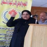 تمهيداً لانعقاد المؤتمر العام في لبنان تجمع أسرالشهداء يعقد مؤتمر منطقة صيدا