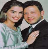 صور: لأول مرة ملك الأردن يكشف كيف تعرف على الملكة رانيا وطلبه الزواج منها