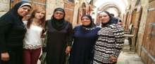 جمعية بعتسمي تفتتح بازار المأكولات الشعبية والأشغال اليدوية في عكا القديمة