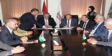 بلدية الخليل ومجلس القضاء الاعلى يوقعان اتفاقية تعاون لإنشاء محكمة الخليل الجديدة