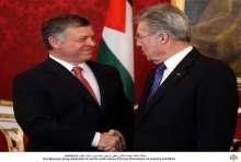 الجالية الأردنية فى النمسا تهنئ الملك بعيد الاستقلال