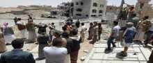 قوات التحالف تستهدف مواقع عسكرية للحوثيين في الحديدة
