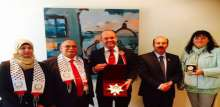 وفدٌ من بلدية بيت لحم يزور ساربسبورغ النرويجية لتعزيز أواصر الصداقة والتعاون