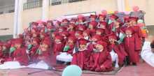 تخريج فوجين من طلبة رياض الاطفال في محافظة سلفيت