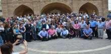 باسيل والمشاركون في مؤتمر الطاقة الاغترابية جالوا في البترون