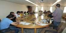 بلدية بيت لحم تنظم جلسة الانتخابات الداخلية للمجلس المحلي الشبابي