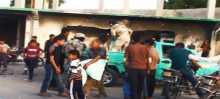 مصر - داعش ولاية سيناء ينشر صوراُ لتوزيعه مساعدات في سيناء