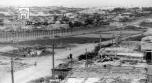 الحدود الفلسطينية المصرية قديما