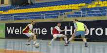 صالة بلدية الخليل تجري قرعة بطولتها الرمضانية الرابعة بخماسيات كرة القدم