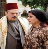 """""""أم عصام"""" تخلع حجابها أمام الرجال و""""باب الحارة ينجح في استفزاز المتابعين"""