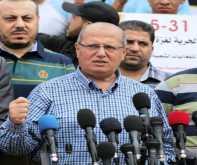 الخضري: إنشاء ميناء بحري في غزة حق فلسطيني ومكمل للمعابر وليس بديل