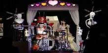 بالصور: اليابان تقيم أغرب حفل زفاف للروبوتات