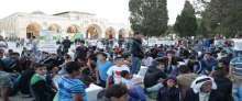 هيئة الأعمال تطلق فعاليات يوم زايد للعمل الإنساني في المسجد الأقصى