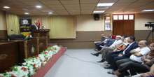 محافظ طولكرم يعلن تسليم 700 طرد غذائي للعائلات الفقيرة  ضمن منحة من الصندوق العربي للإنماء الاقتصا