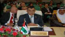 ترشيح سعيد ابو علي لمنصب الامين العام المساعد لجامعة الدول العربية خلفا لمحمد صبيح