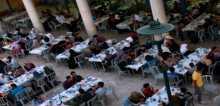 إفطار جماعي لـ20 ألف صائم بقطاع غزة السبت المقبل