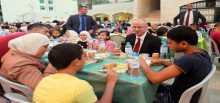 الحمد الله: نجدد التزام الحكومة بحماية ورعاية الايتام وتبني كافة احتياجاتهم وقضاياهم