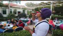 بنك فلسطين ينظم الافطار الرمضاني الثالث للأيتام بمشاركة أكثر من 200 يتيم بالتعاون مع معهد الأمل للأيتام