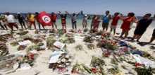 دقيقة صمت في تونس حدادا على ضحايا هجوم سوسة