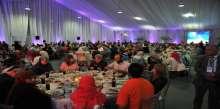 السنيورة يرعى حفل إفطار مؤسسات الهيئة الإسلامية للرعاية في عيدها الثلاثين