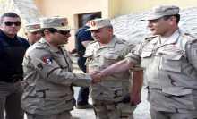 السيسي: المتطرفون حاولوا إقامة ولاية إسلامية في سيناء