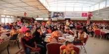 بنك فلسطين يواصل تنظيم افطاراته الرمضانية في غزة ونابلس والخليل
