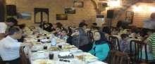 موقع هلا صور يقيم افطار في مطعم كلاسيك تيروس
