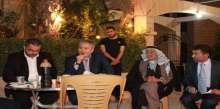 شباب حزب التحرير في الخليل يعقدون أمسية رمضانية