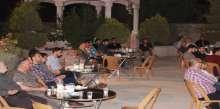 بالصور.. شباب حزب التحرير في الخليل يعقدون أمسية رمضانية