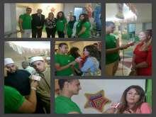 بالصور طلاب النهضة فى مستشفى أطفال مستشفى 57357
