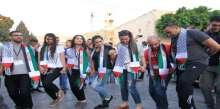 استقبال وفد المغتربين الفلسطينين من 10 دول حول العالم ضمن مشروع اعرف تراثك الوطني