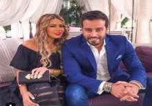 علامات استفهام حول علاقة سعد رمضان وليليا الأطرش