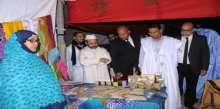 حضور موريتاني في فعاليات مهرجان الوطية جنوب المغرب