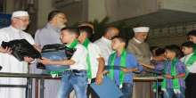 منطقة اجديدة بالشجاعية تحتفل بتخريج 250 من حفظة القرآن الكريم