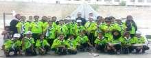 نصرالله يزور مخيم شموع الأمل للزهرات في مدرسة بنات القدس