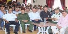 بلدية عقابا وحركة فتح تكرم طلاب الثانوية العامة في محافظة طوباس