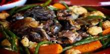 اللحم المبخّرالمغربي