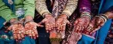 البهجة فى 10 صور من شوارع الهند