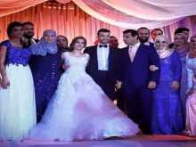"""""""وفا"""" تنقل عن القناة العاشرة:السفير الاسرائيلي حضر حفل زفاف نجل دحلان وتكلفة  الفرح 2 مليون $"""