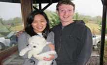 """مؤسس """"فيس بوك"""" وزوجته ينتظران طفلتهما الأولى"""