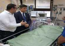 وزير الصحة: حالة عائلة دوابشة ما تزال خطرة