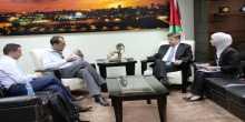 """وزير الصحة يناقش مع """"نورواك"""" مشاريع بمليوني دولار"""