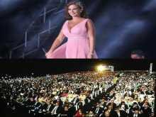"""بالفيديو: إليسا تغني """"موطني"""" في مهرجان الأرز .. بدون تحسن لـ""""الطاء"""""""