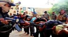 داعش يعدم  2000 عراقي بالموصل