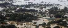 فيضانات بورما التي قتلت 46 شخص